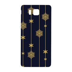 Winter Pattern 15 Samsung Galaxy Alpha Hardshell Back Case by tarastyle