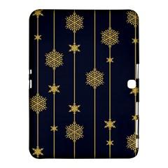 Winter Pattern 15 Samsung Galaxy Tab 4 (10 1 ) Hardshell Case  by tarastyle