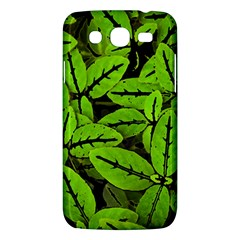 Nature Print Pattern Samsung Galaxy Mega 5 8 I9152 Hardshell Case  by dflcprints