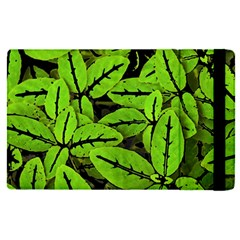 Nature Print Pattern Apple Ipad Pro 9 7   Flip Case by dflcprints