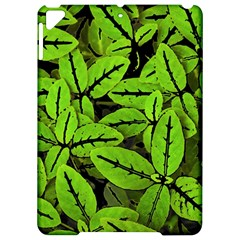 Nature Print Pattern Apple Ipad Pro 9 7   Hardshell Case by dflcprints