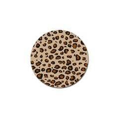 Leopard Print Golf Ball Marker by TRENDYcouture