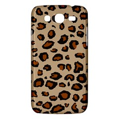 Leopard Print Samsung Galaxy Mega 5 8 I9152 Hardshell Case  by TRENDYcouture