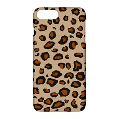 Leopard Print Apple Iphone 7 Plus Hardshell Case by TRENDYcouture