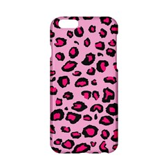 Pink Leopard Apple Iphone 6/6s Hardshell Case by TRENDYcouture