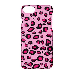 Pink Leopard Apple Iphone 7 Hardshell Case