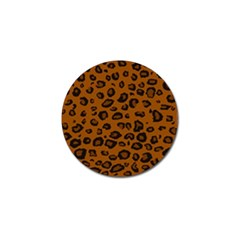 Dark Leopard Golf Ball Marker (10 Pack) by TRENDYcouture