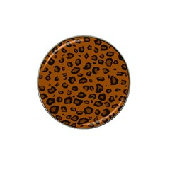 Dark Leopard Hat Clip Ball Marker (4 Pack) by TRENDYcouture