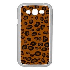 Dark Leopard Samsung Galaxy Grand Duos I9082 Case (white)