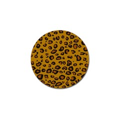 Classic Leopard Golf Ball Marker by TRENDYcouture