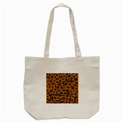 Classic Leopard Tote Bag (cream) by TRENDYcouture
