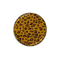 Classic Leopard Hat Clip Ball Marker (10 Pack) by TRENDYcouture