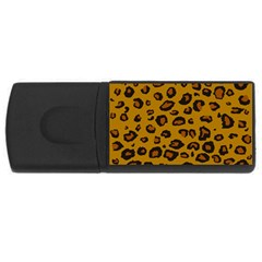 Classic Leopard Rectangular Usb Flash Drive by TRENDYcouture