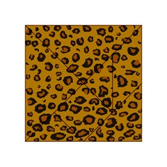 Classic Leopard Acrylic Tangram Puzzle (4  X 4 ) by TRENDYcouture