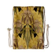 Art Nouveau Drawstring Bag (small) by 8fugoso