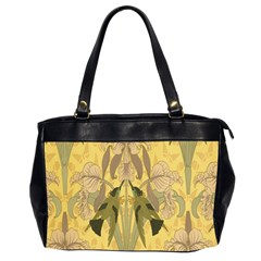 Art Nouveau Office Handbags (2 Sides)  by 8fugoso