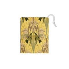 Art Nouveau Drawstring Pouches (xs)  by 8fugoso