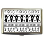 Halloween pattern Cigarette Money Cases Front