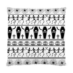 Halloween Pattern Standard Cushion Case (one Side) by ValentinaDesign