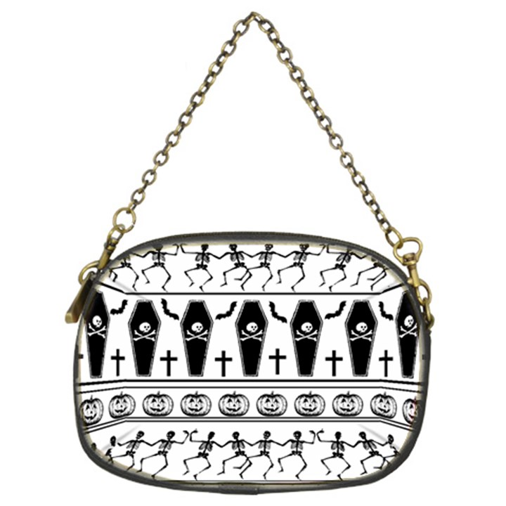 Halloween pattern Chain Purses (Two Sides)