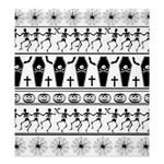 Halloween pattern Shower Curtain 66  x 72  (Large)  58.75 x64.8 Curtain