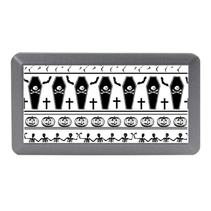 Halloween pattern Memory Card Reader (Mini)
