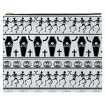 Halloween pattern Cosmetic Bag (XXXL)  Front