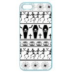 Halloween pattern Apple Seamless iPhone 5 Case (Color) Front