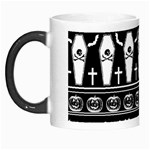 Halloween pattern Morph Mugs