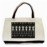 Halloween pattern Basic Tote Bag (Two Sides)