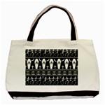 Halloween pattern Basic Tote Bag (Two Sides) Back