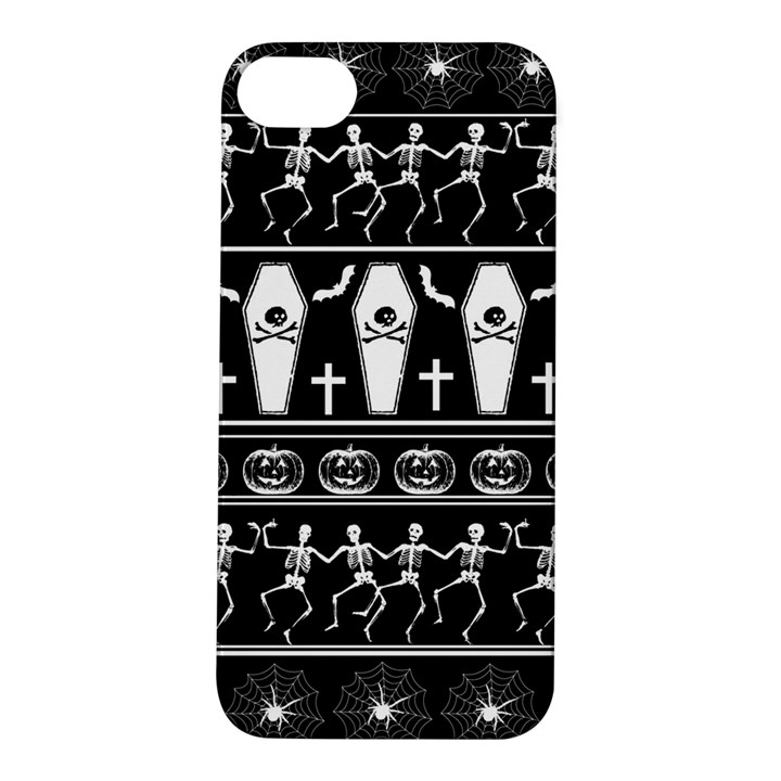 Halloween pattern Apple iPhone 5S/ SE Hardshell Case