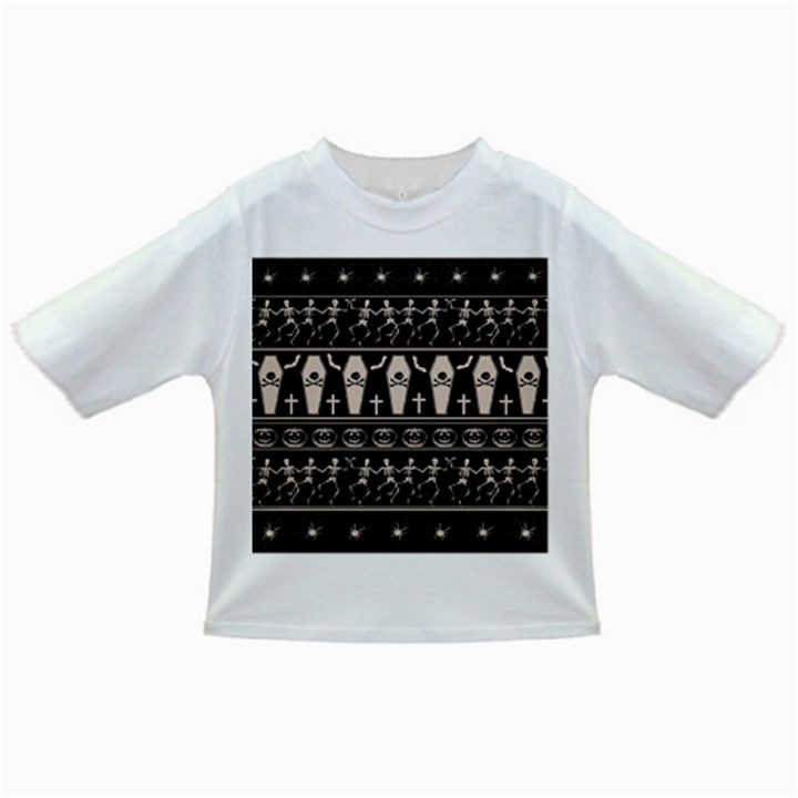 Halloween pattern Infant/Toddler T-Shirts