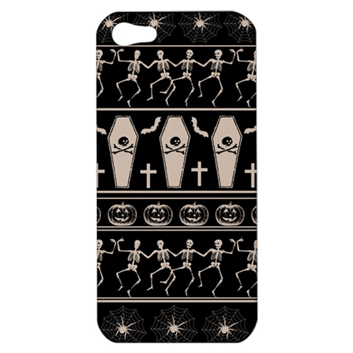 Halloween pattern Apple iPhone 5 Hardshell Case