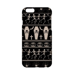 Halloween Pattern Apple Iphone 6/6s Hardshell Case by ValentinaDesign