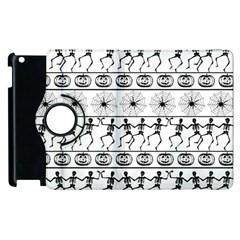Halloween Pattern Apple Ipad 3/4 Flip 360 Case by ValentinaDesign