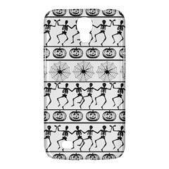 Halloween Pattern Samsung Galaxy Mega 6 3  I9200 Hardshell Case by ValentinaDesign