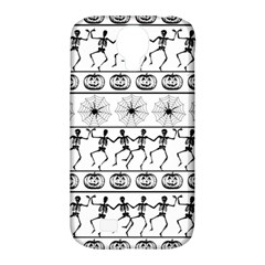 Halloween Pattern Samsung Galaxy S4 Classic Hardshell Case (pc+silicone) by ValentinaDesign