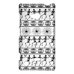 Halloween Pattern Nokia Lumia 720 by ValentinaDesign