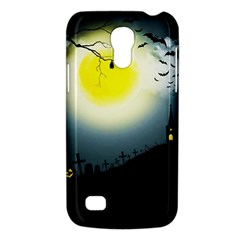 Halloween Landscape Galaxy S4 Mini by ValentinaDesign