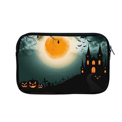 Halloween Landscape Apple Macbook Pro 13  Zipper Case by ValentinaDesign