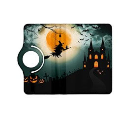 Halloween Landscape Kindle Fire Hd (2013) Flip 360 Case by ValentinaDesign