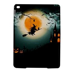 Halloween Landscape Ipad Air 2 Hardshell Cases by ValentinaDesign
