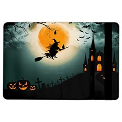 Halloween Landscape Ipad Air 2 Flip by ValentinaDesign