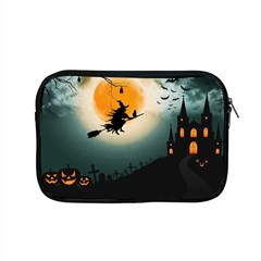 Halloween Landscape Apple Macbook Pro 15  Zipper Case by ValentinaDesign