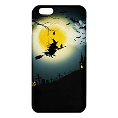 Halloween Landscape Iphone 6 Plus/6s Plus Tpu Case by ValentinaDesign