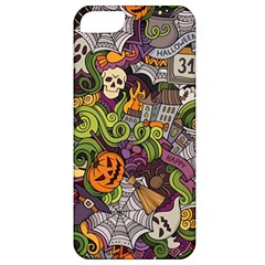 Halloween Pattern Apple Iphone 5 Classic Hardshell Case by ValentinaDesign