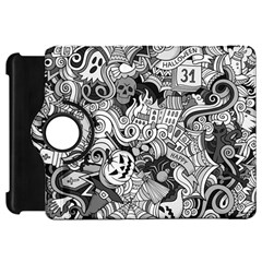 Halloween Pattern Kindle Fire Hd 7  by ValentinaDesign