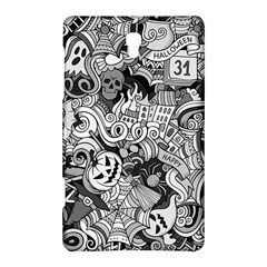 Halloween Pattern Samsung Galaxy Tab S (8 4 ) Hardshell Case  by ValentinaDesign
