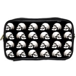 Halloween skull pattern Toiletries Bags 2-Side Back
